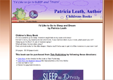 patty leath, author