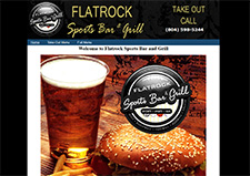 flat rock bar and grill
