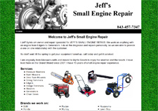 jeffs small engine repairs
