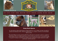 shady nook alpacas
