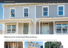 unlimited renovations